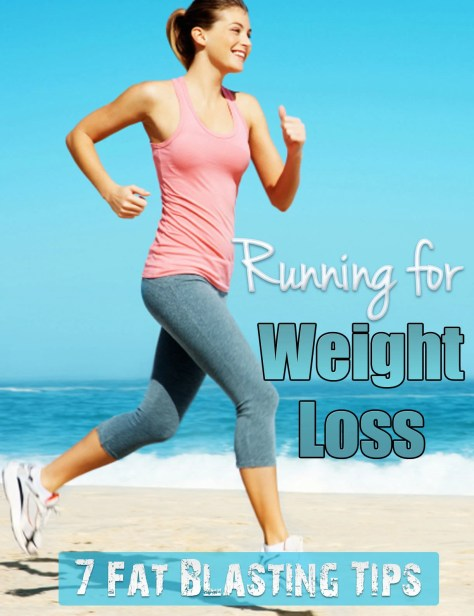 Running For Weight Loss EBook
