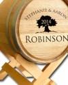 Custom Oak Whiskey Barrels Barrel Signs By Bootlegbarrels