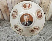 Wedgewood NCR Porcelain Bowl Tribute To William S. Anderson Limited Edition
