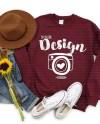 Sweatshirt Mockup Gildan Heavy Blend Sweatshirt 18000 Etsy