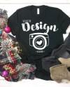 Bella Canvas 3001 Black Mockup T Shirt Mockup Unisex Mock Up Etsy