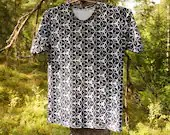 Geometry #1 - Unisex AOP T-shirt