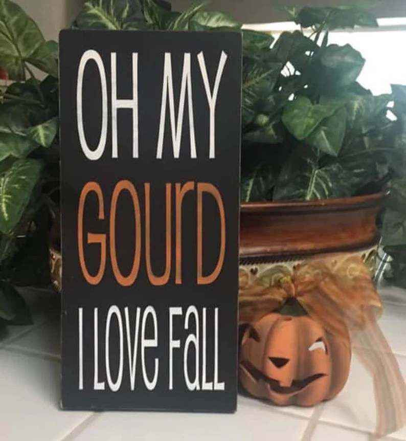Download Oh My Gourd I love Fall Svg Fall Svg Farmhouse Fall | Etsy
