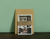 Analog photography postcards x 4, A6, film, analog photography, gift for artist