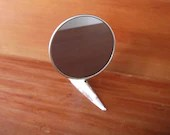 Vintage Car Mirror, Swive...