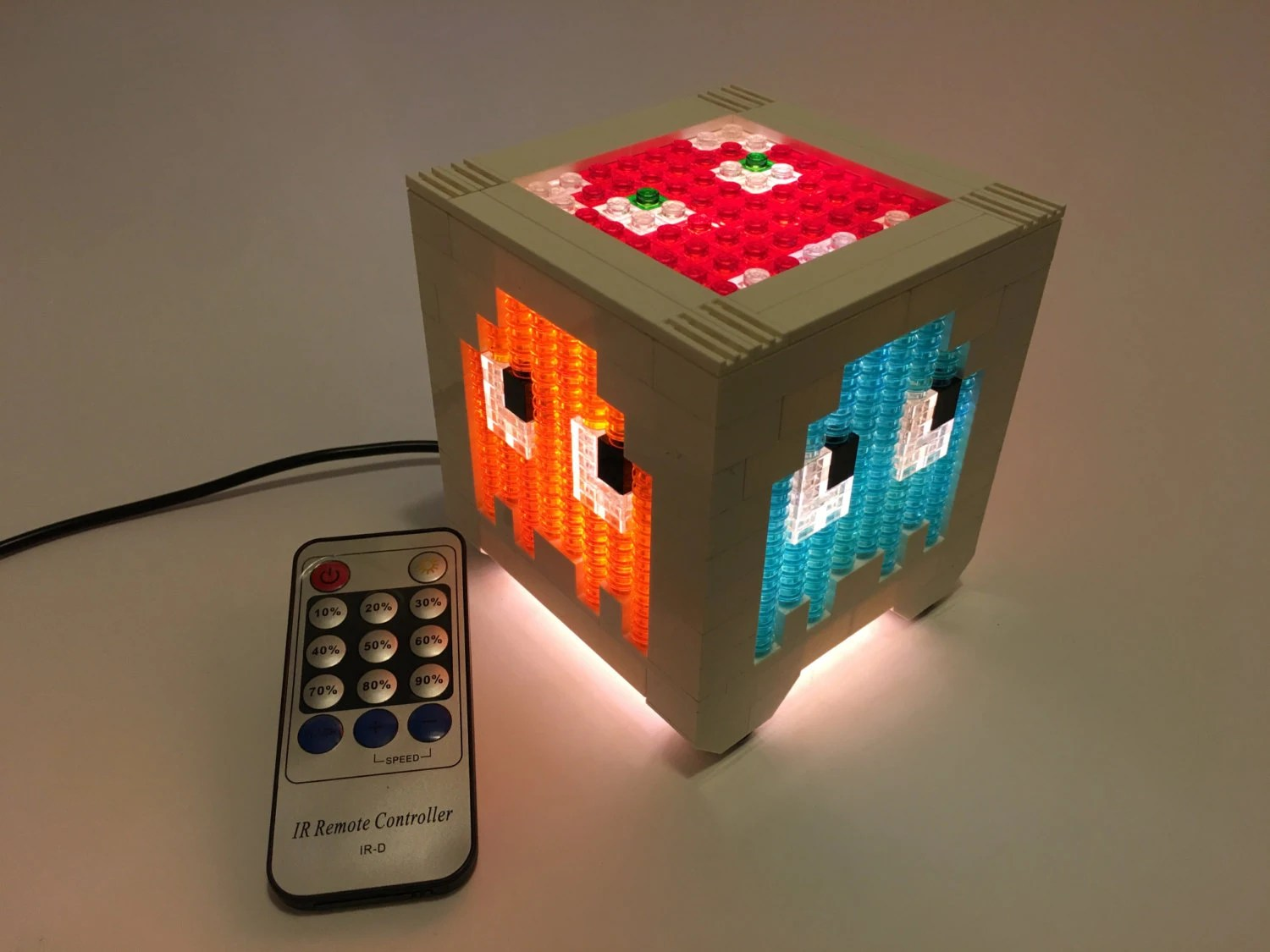 Lego night light   Etsy Popular items for lego night light