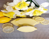 Wood Lemon Decor Set of 3...