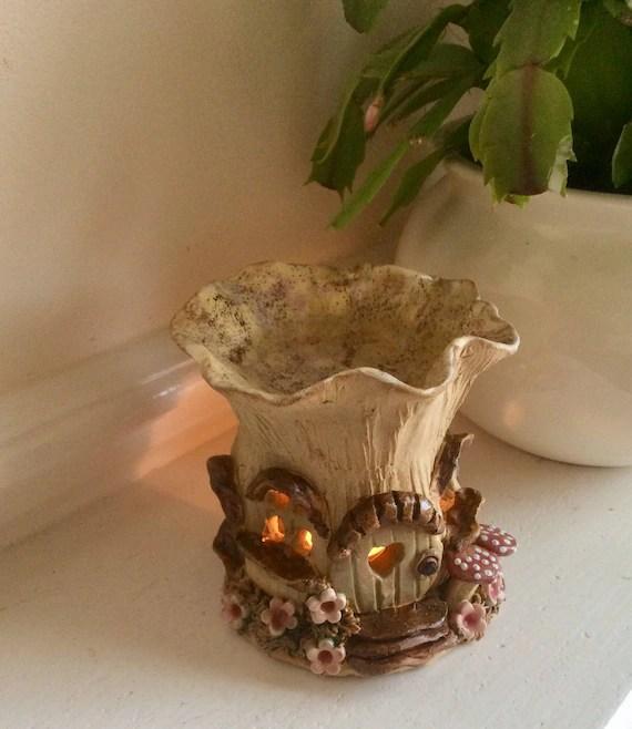 Handmade aromatherapy burner