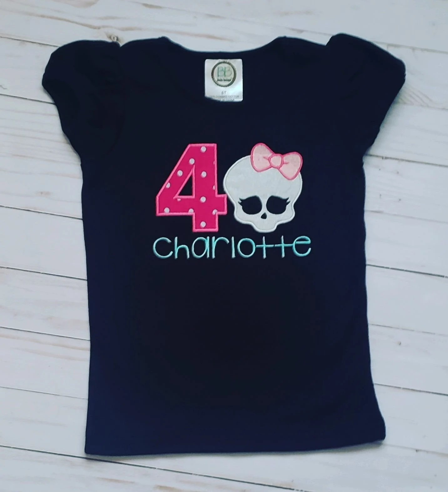 Monster High Birthday Outfit Etsy