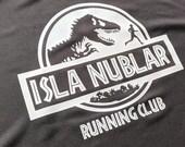Jurassic Park: Isla Nublar Running Vest - Jurassic World
