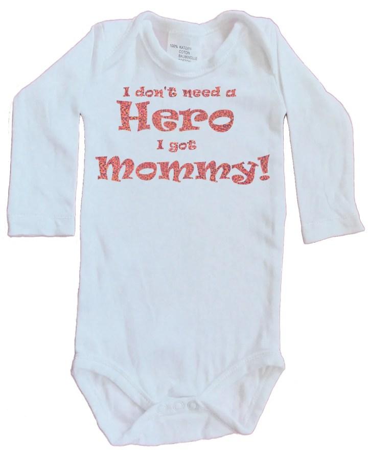 I don't need a Hero, ...