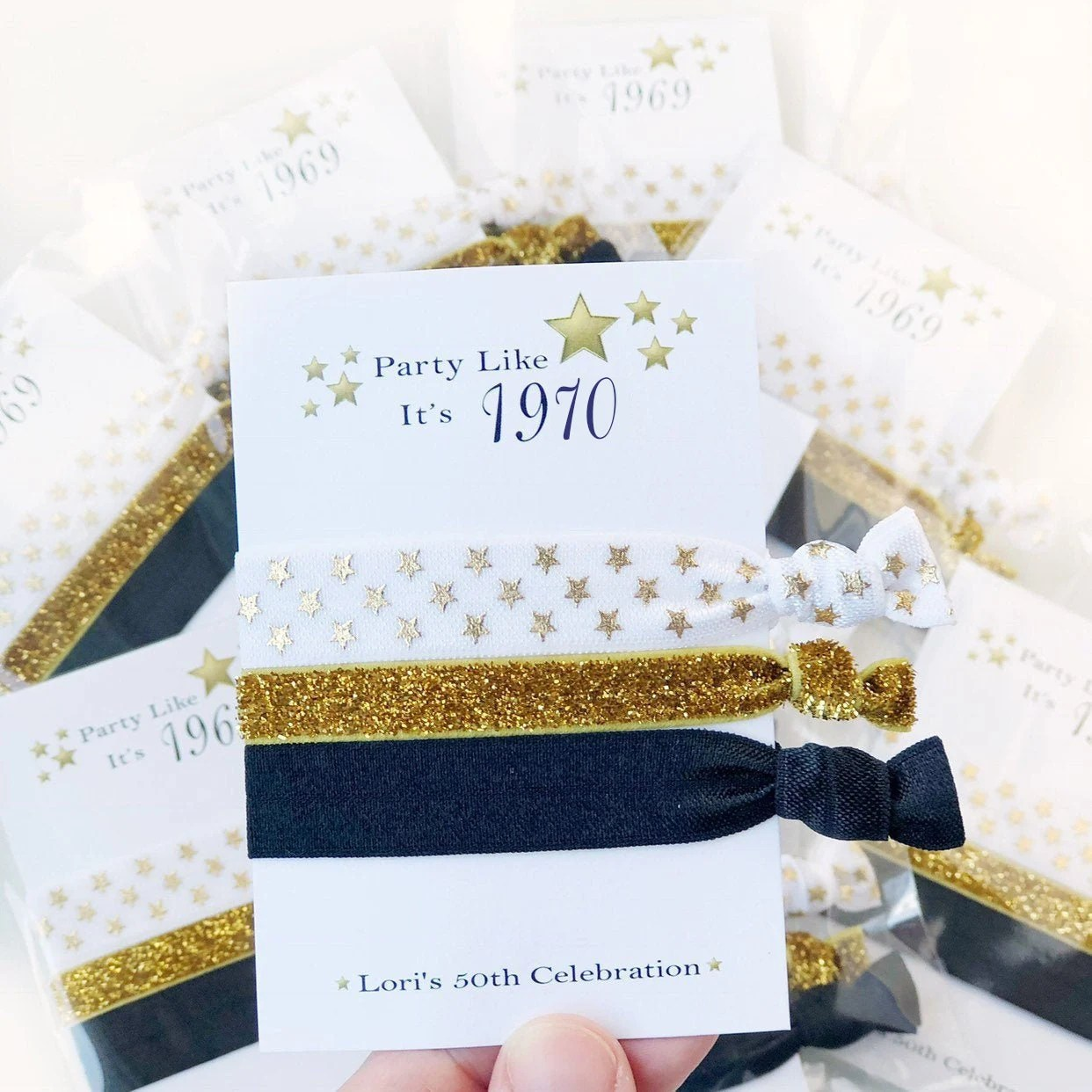 50th Birthday Party Favors 50th Birthday Favors For Women Etsy