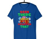 Been There Wrapped That Funny Christmas T-shirt