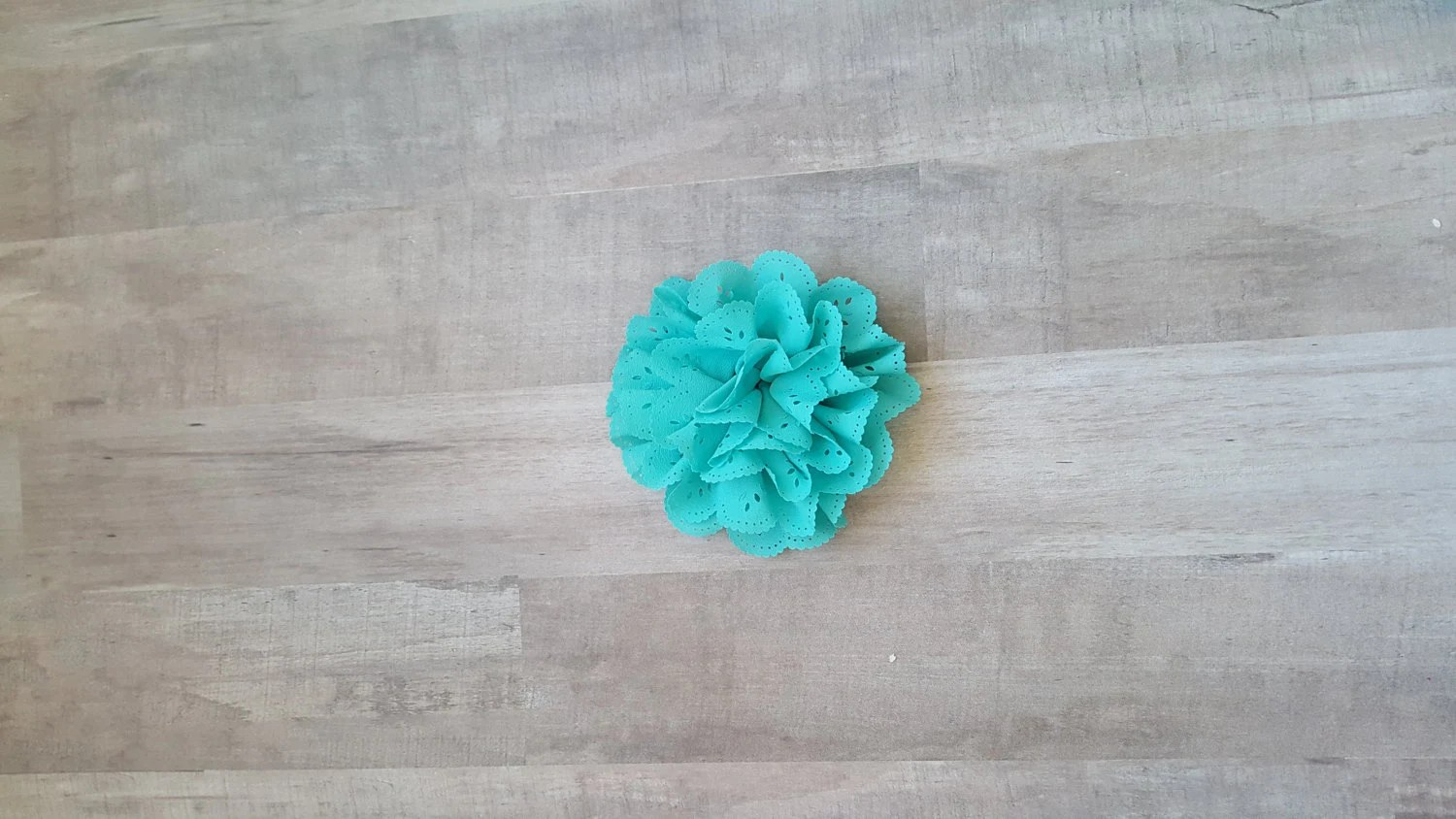 Teal flowers   Etsy Popular items for teal flowers