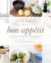 Bon Appetit Kitchen Styled Stock Photo Bundle Lifestyle Etsy