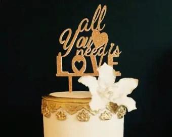 Download Beatles cake topper | Etsy