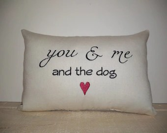 small dog pillow etsy