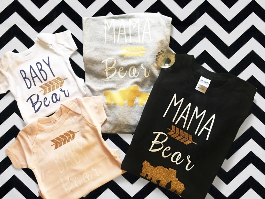 Mama Bear and Baby Bear M...