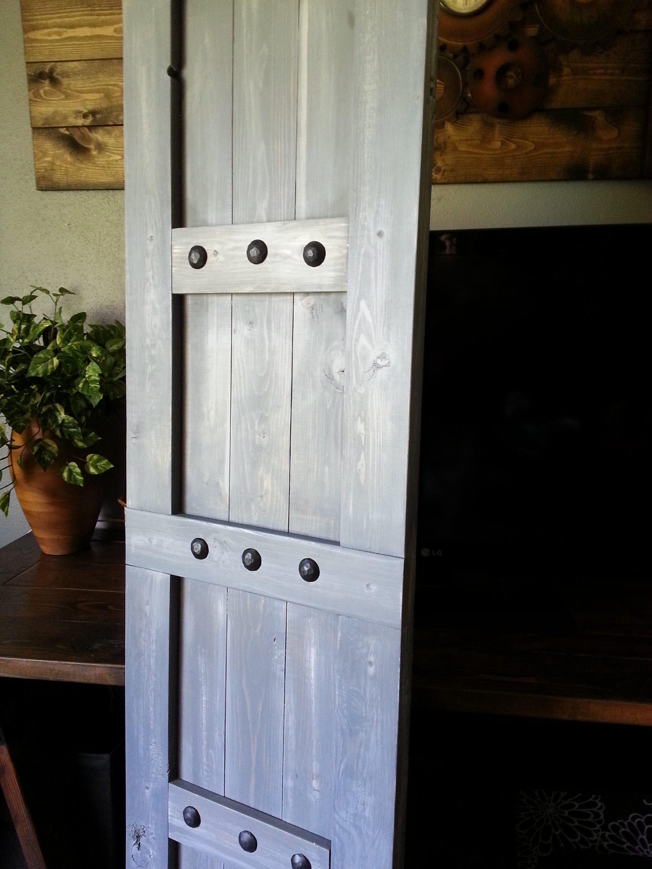 Interior Window Barn Shutters Sliding Shutters Barn Door
