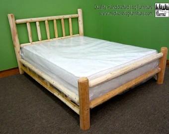 log bed etsy