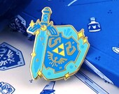 Protection - Legends of Cuties Enamel Pin