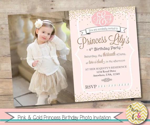 princess invitation printable princess
