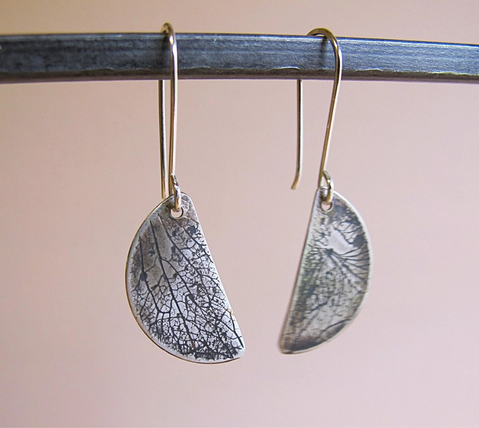 Recycled Sterling silver ...
