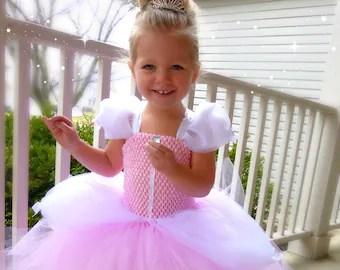 Pink Princess Dress Etsy