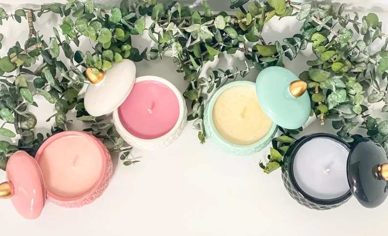 Soy Fragrance Candles image 0