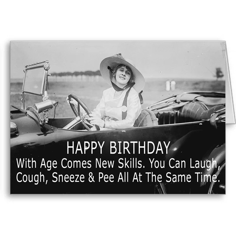Funny Birthday Card For Her Girlfriend Mombest Etsy