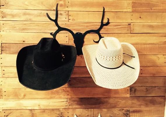 cowboy hat rack cowboy hat racks cowboy western hat rack etsy