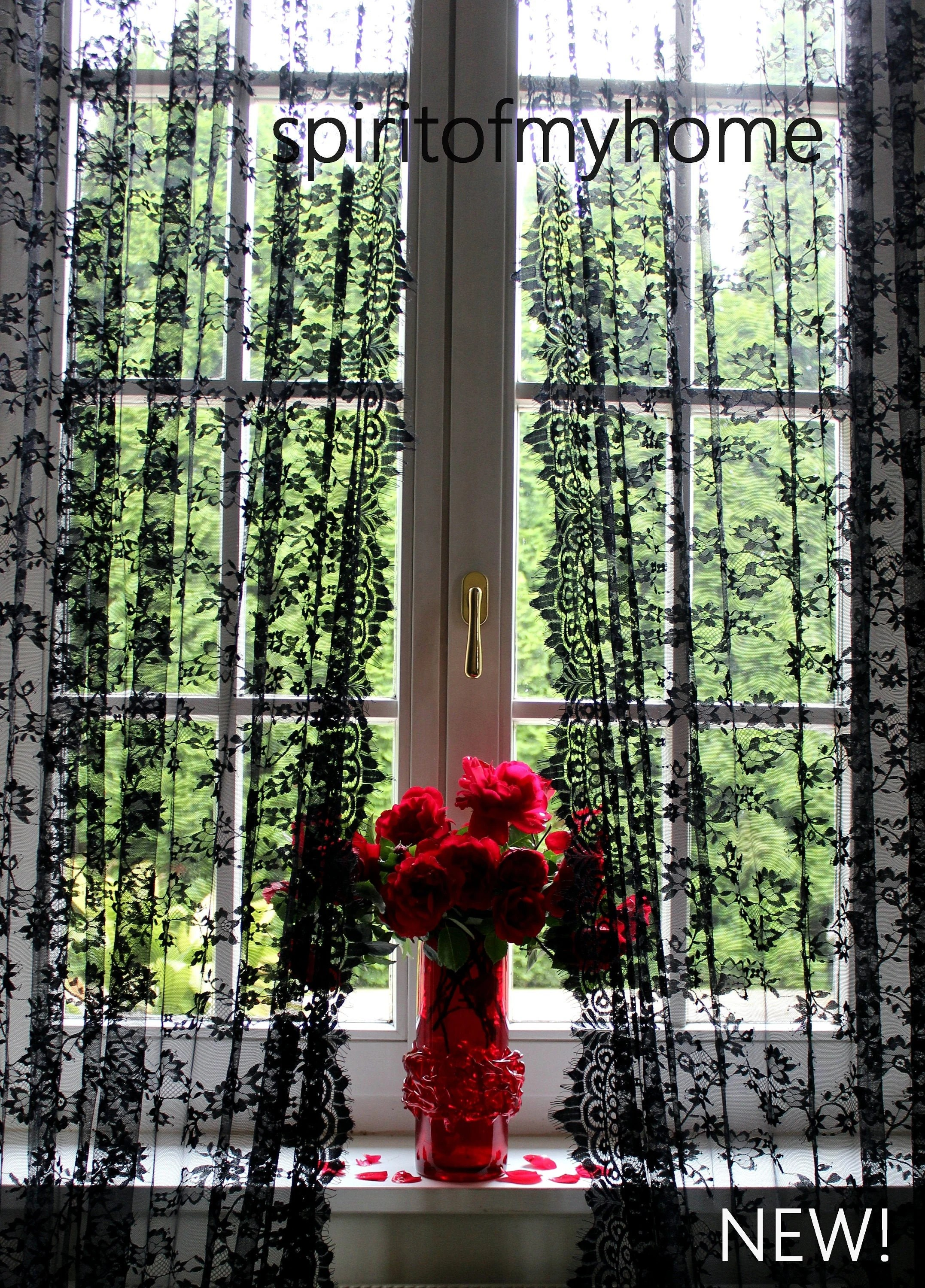 store of fine european lace curtains by