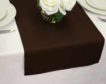 brown table decor etsy