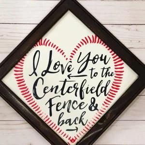 Download Centerfield Fence SVG Baseball SVG softball SVG mothers ...