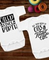 Blank White Baby Onesie Png File Baby Clip Art Baby Mock Up Etsy