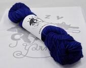 Time and Space: 231 yards 75/25 Superwash Merino/Nylon fingering weight yarn in Endurance 50-Gram.