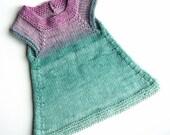 Custom hand knitted Versa...