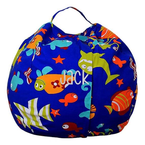 Sea Creatures Stuffed Animal Bean Bag