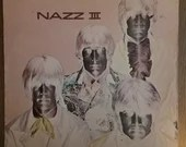 NAZZ III 3 Rare Garage Ps...