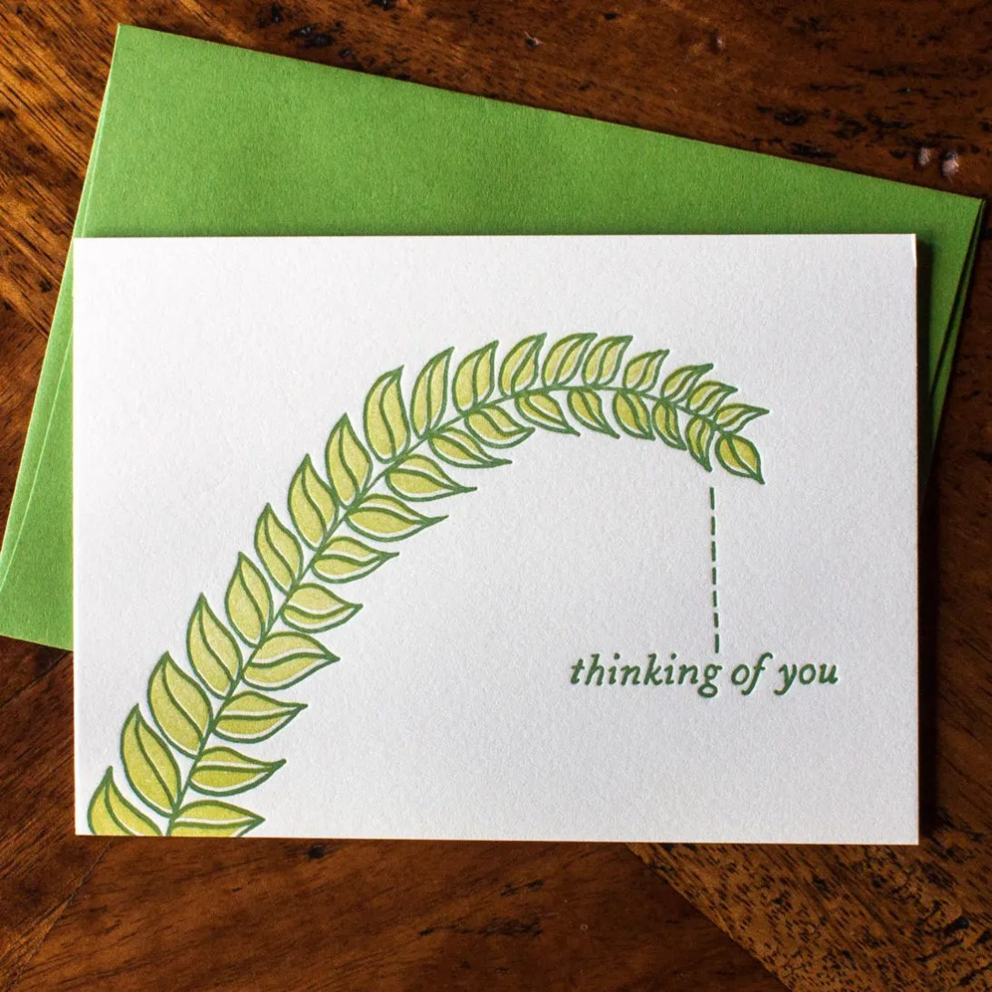 Leafy Thinking of You - C...