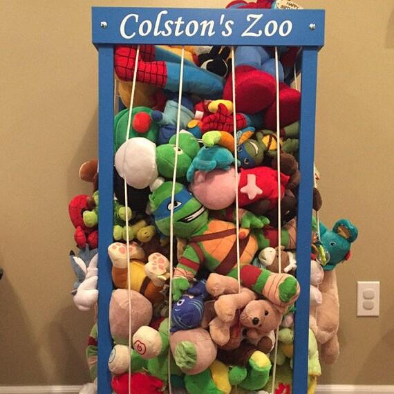 Personalized Stuffed Animal Zoo