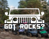 DECAL – 'Got Rocks?&#...