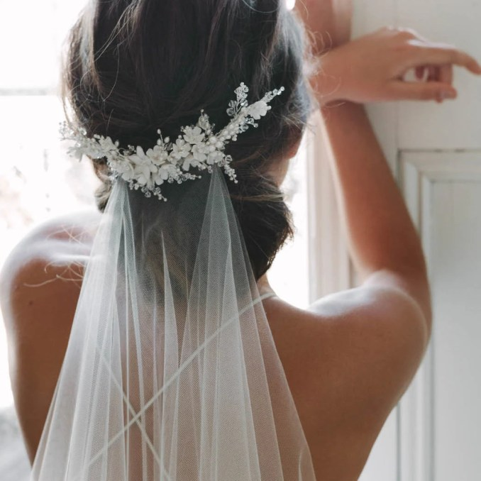 bespoke wedding headpieces and veils by taniamaras on etsy