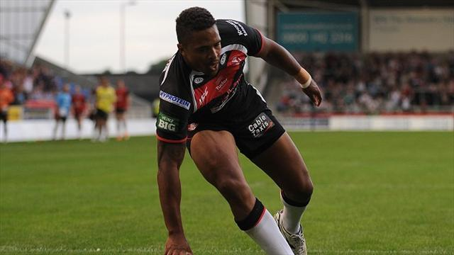 Saints pummel sorry Salford, Castleford beat Hull-Rugby League