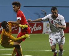 Video: Singapore vs Jordan