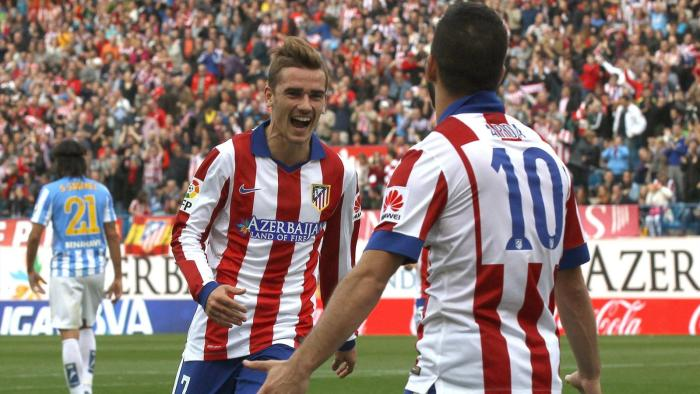Así cotiza los 7 mejores jugadores del Atlético en estos últimos días de 2014 5