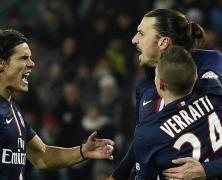 Video: PSG vs Guingamp