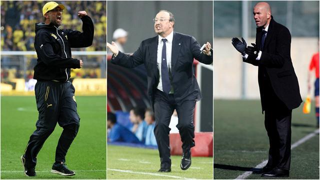 Zidane, Klopp, Benitez : Trois profils et un grand favori pour succéder à Ancelotti