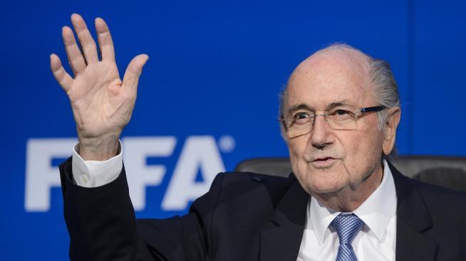 Blatter réelu