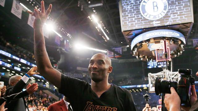 """""""Je t'aimerai toujours"""" : la déclaration d'amour de Bryant au basket pour annoncer son départ"""
